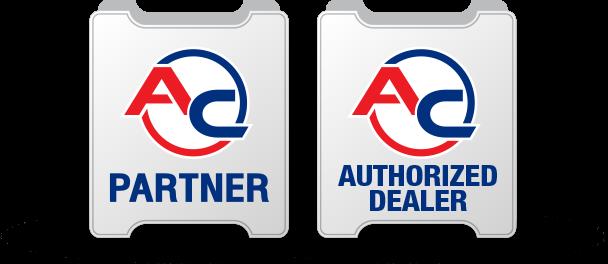 AC Autorized Dealer และ AC Partner